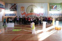Делегация школы приняла участие  в окружной молодежной профильной смене для участников РДШ и ученического самоуправления